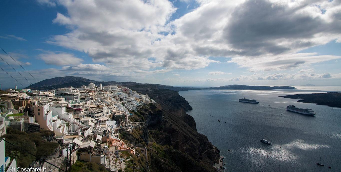 9 cose da fare e vedere a Santorini e 1 da non fare - Cosa Farei