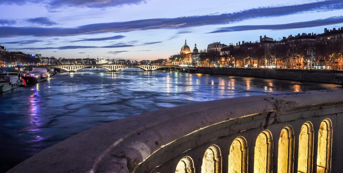 Meilleur Ville Lyon