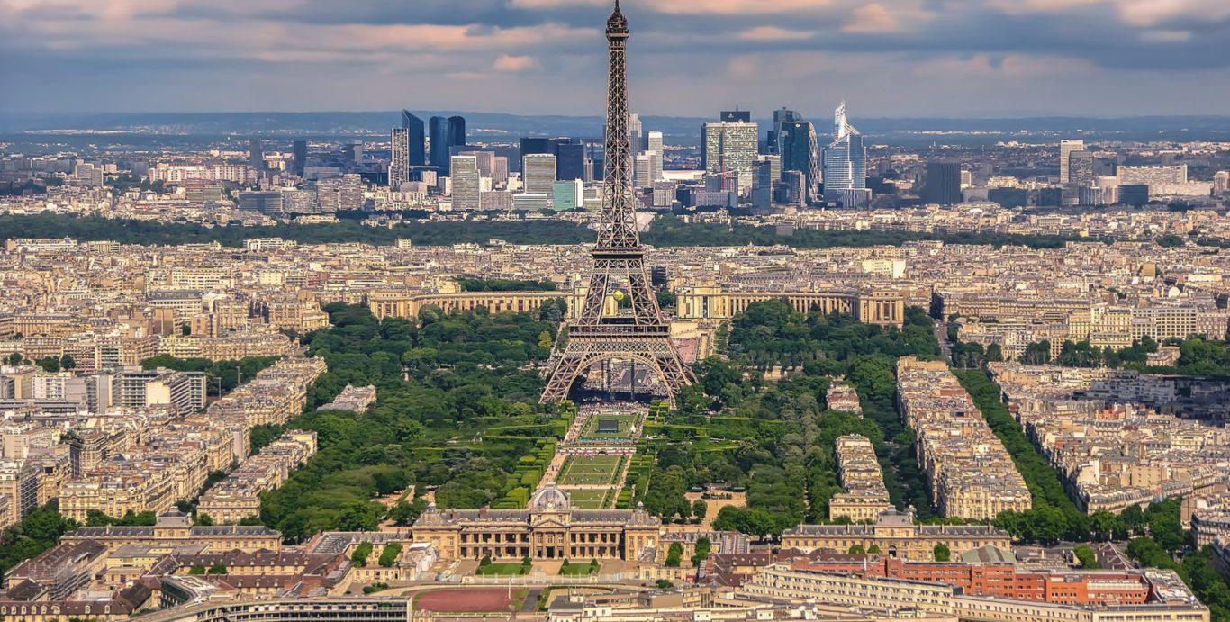 Cartina Parigi Con Monumenti E Metro.13 Cose Da Fare E Vedere A Parigi E 3 Da Non Fare Cosa Farei