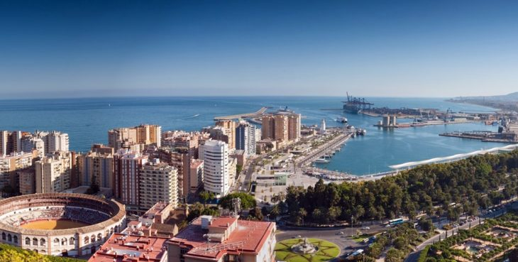 Malaga Spagna Cartina.11 Cose Da Fare E Vedere A Malaga E 1 Da Non Fare Cosa Farei